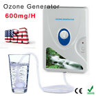 Multi-use Ozone Generator Air Purifier Cleaner Water Food Sterilizer 600mg/h