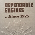 Pratt & Whitney Dependable Engines Booklet
