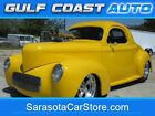 1941 Willys COUPE BIG BLOCK BLOWER CUSTOM 602 HP AC FRAME OFF 1941 Willys  COUPE BIG BLOCK BLOWER CUSTOM 602 HP AC FRAME OFF 3114 Miles YELLOW