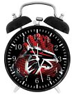 Atlanta Falcons Alarm Desk Clock Home or Office Decor F91 Nice Gift