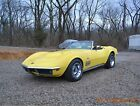 1969 Chevrolet Corvette CONV 427/390HP ORIGINAL ENGINE 1969 CORVETTE CONVERTIBLE 427 NUMBERS MATCHING LOADED BEAUTIFUL DAYTONA YELLOW