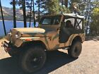 1977 Jeep CJ  1977 CJ-5 Jeep with 350 Chevy -Rebuild less then 5000 miles . Clean No Accidents