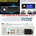 Car 4.1 inch 12V Bluetooth Stereo Radio HD MP5 MP3 USB AUX Player FM Audio Kit