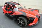 Other Makes Reverse Trike SL -- Dream Machines Indian 2015 Other Makes Reverse Trike SL  9789 Miles Red