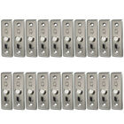 20pcs NewStainless Steel Exit Push Release Button for Door Access Control System