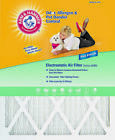 PACK OF 4 - Arm and Hammer AFAH2024 Air Filter, 24 in L x 20 in W x 1 in