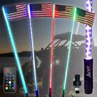 5ft RGB LED Whip 20 Colors 200 Combinations RZR UTV SxS YXZ