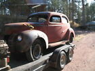 1940 Ford Other deluxe 1940 ford deluxe 2dr sedan