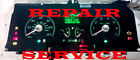 20072008 2009 20010 LINCOLN MKS MKZ INSTRUMENT CLUSTER REPAIR SERVICE