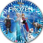 Disney Frozen Frameless Borderless Wall Clock For Gifts or Home Decor E08