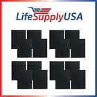 16 Replacement Carbon Pre Filters for Winix 115122, Filter G by LifeSupplyUSA