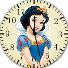 Disney Snow White Frameless Borderless Wall Clock For Gifts or Home Decor E119