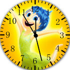 Disney Inside Out Frameless Borderless Wall Clock For Gifts or Home Decor E137