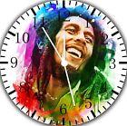 Bob Marley Frameless Borderless Wall Clock For Gifts or Home Decor E161