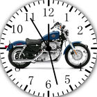 American Motorcycle Frameless Borderless Wall Clock For Gifts or Home Decor E234