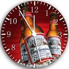 Beer Frameless Borderless Wall Clock For Gifts or Home Decor W38