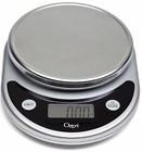Ozeri Pronto Digital Multifunction Kitchen and Scale, Elegant Black
