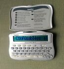 Franklin Spelling Ace and Thesaurus Model SA-206S w Calculator & Games