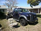 2008 Ford F-550  Ford F-550 super duty with capped off PTO