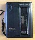 Panasonic Cassette Tape Recorder Player RQ-L340 Sound Level Equalizer VAS Tested
