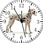 Cute Dalmatian Dog Frameless Borderless Wall Clock Nice For Gifts or Decor F73