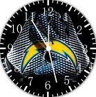 Los Angeles Chargers Frameless Borderless Wall Clock Nice For Gifts or Decor F88