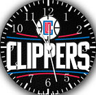 Los Angeles Clippers Frameless Borderless Wall Clock Nice For Gifts Decor F106
