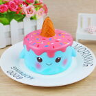 Jumbo Cute Unicorn Bunny Cake Slow Rising Squishy Toys Stress Relief