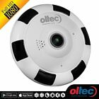 Home Security Camera 360 degree WiFi – Panoramic camera security 1080p FULL HD