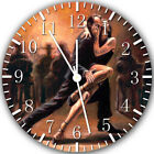 Tango Frameless Borderless Wall Clock Nice For Gifts or Decor Z106