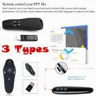 Wireless Presenter PowerPoint Remote Control Laser Pointer for windows Vista