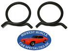 "GM GMC Chevy Buick 1-7/8"" Corbin Spring Wire Heater Radiator Hose Clamps 2pcs KZ"