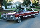 1968 Chrysler Imperial CROWN SEDAN - 440 V-8 HARD TO FIND LUXURY AT ITS BEST - 1968 Chrysler Imperial Crown Sedan