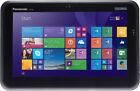 """Toughpad FZ-Q1C200XBM 12.5"""" semi-rugged tablet 8GB 128GB Win8.1 Pro with STYLUS"""