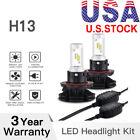 H13 LED For ATV Polaris Ranger 570 800 900 RZR 570 800 900 Headlight Bulbs Kit
