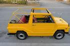 1977 Fiat 500 Moretti 126 Minimaxi RARE SEE VIDEO 1977 Moretti 126 Minimaxi similar to Fiat jolly austin mini moke cooper Vw thing