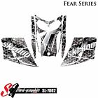 SLED WRAP DECAL STICKER GRAPHICS KIT FOR SKI-DOO REV MXZ SNOWMOBILE 03-07 SL7002