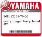 Yamaha OEM Part 26H-12169-70-00