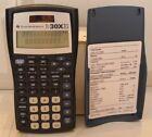 Texas Instruments TI-30X II S Solar Scientific Calculator  -TESTED