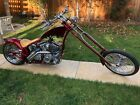 2007 Custom Built Motorcycles Chopper  2007 Big Bear Merc Soft Tail motorcycle