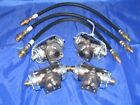 4 Wheel Cylinders Hoses 38 39 40 Chevrolet 1/2 Tn Truck