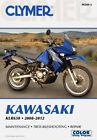 2008 Kawasaki KLR650 Kawasaki KLR650 (08-12) Manual