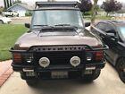 1989 Land Rover Range Rover County 1989 Range Rover County Classic