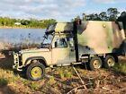1900 Land Rover Defender 1990 1990 Land Rover Defender 110 Perentie 6x6 Australian Army Ambulance