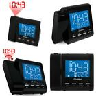 Electrohome Eaac601 Projection Alarm Clock With Am/Fm Radio, Battery Backup