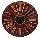IMAX Home 16077 Red Large Wall Clock