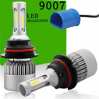 9007 HB5 LED Headlight Bulb Kit Low Beam/Fog Car Light 1100W 165000LM 6000K