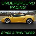 2004 Lamborghini Gallardo  Underground Racing (UGR) Stage 3 Twin Turbo Lamborghini Gallardo