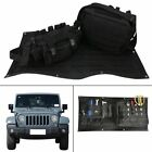 Tailgate Bag Case Cover Tool Organizer Pockets for Jeep Wrangler JK 2007-2015 se