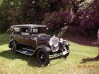 1929 Ford Model A Murray body 1929 Murray body 4 door sedan restored in excellent condition